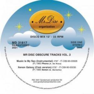 MR DISC OBSCURE TRACKS VOLUME 2
