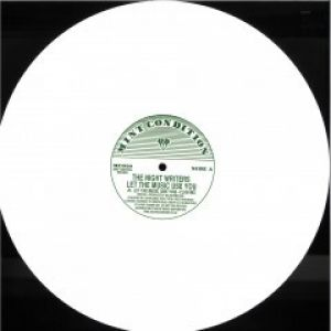 LET THE MUSIC (USE YOU) WHITE VINYL
