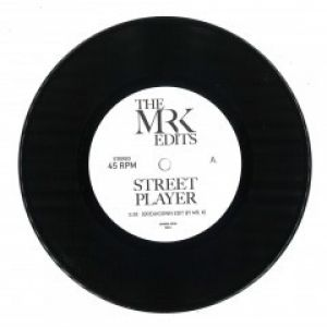 STREET PLAYER / GET UP GET INTO IT GET INVOLVED