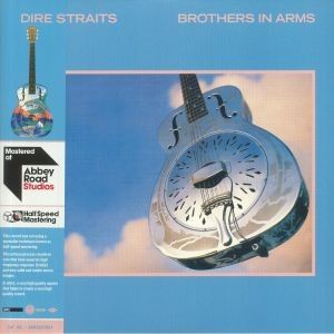 BROTHERS IN ARMS - MASTERED AT ABBEY ROAD STUDIOS