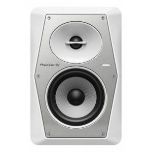 """PIONEER VM 50 - 5"""" Monitor Speaker WHITE"""