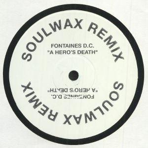 A HERO'S DEATH (SOULWAX RMX)
