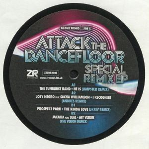 ATTACK THE DANCEFLOOR SPECIAL REMIX EP
