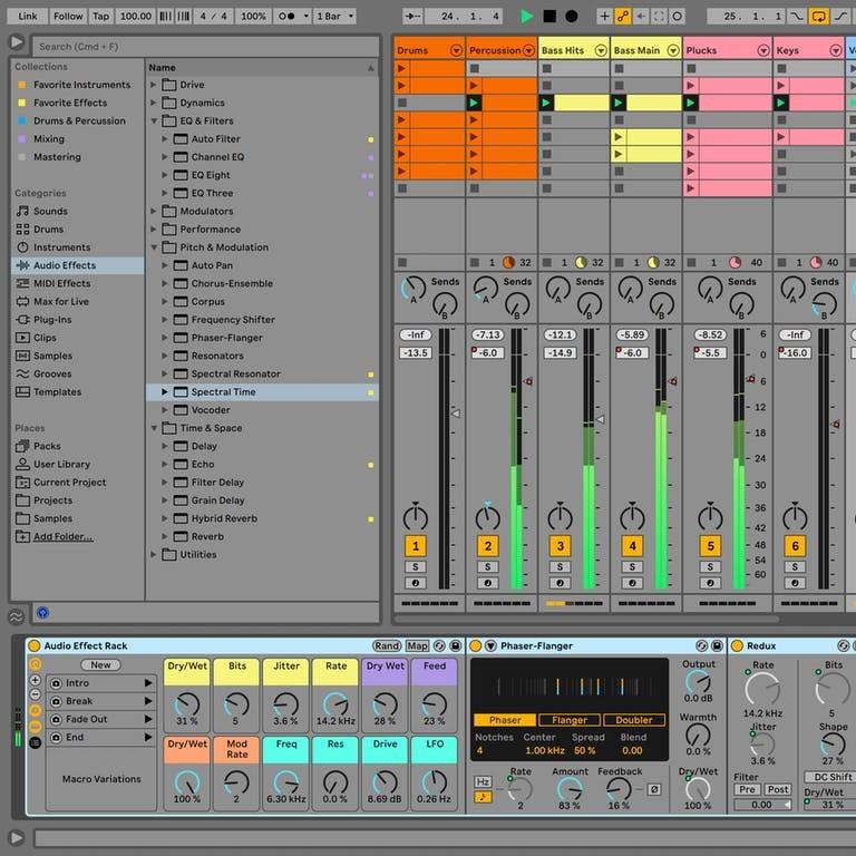 ABLETON Live 11 Suite Educational (download)