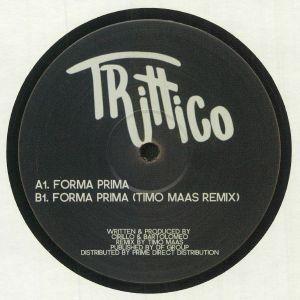 FORMA PRIMA - TIMO MAAS RMX