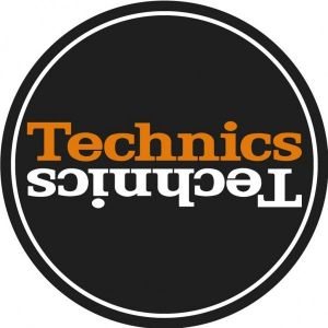 TECHNICS SLIPMAT DUPLEX 6 BY MAGMA -  COPPIA