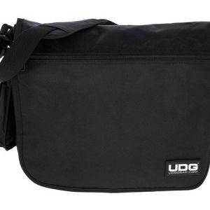 UDG U9450BL/OR Ultimate Courierbag Black Orange Inside