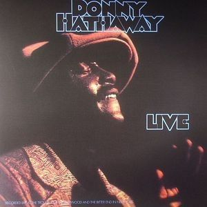 DONNY HATHAWAY LIVE (RECORD STORE DAY 2021)