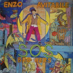 SOS BROTHERS (35TH ANNIVERSARY) ED. NUMERATA AUTOGRAFATA VINILE COLORATO