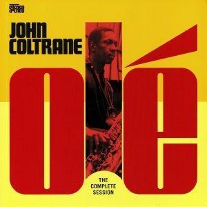 OLE COLTRANE THE COMPLETE SESSION (COLOURED VINYL)