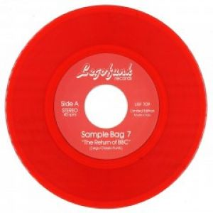 SAMPLE BAG 7 (RED VINYL)