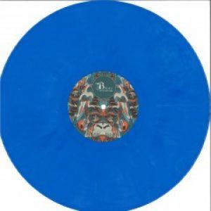 AZUL EP (BLUE VINYL)