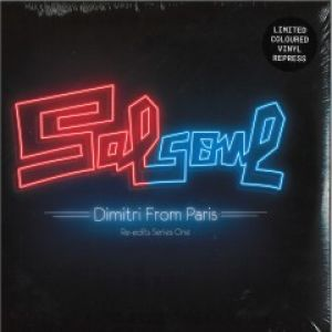 SALSOUL REEDITS SERIES ONE DIMITRI FROM PARIS (RED VINYL)